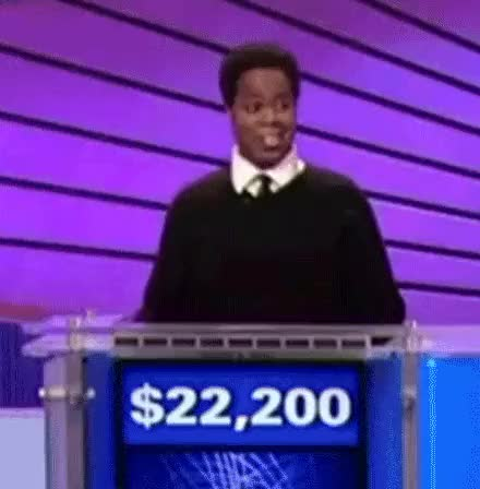 Watch Jeopardy GIF on Gfycat. Discover more related GIFs on Gfycat