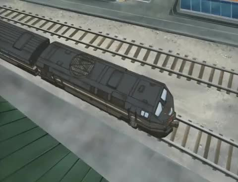 Watch YGOTAS Episode 73 - Throw Haga From The Train GIF on Gfycat. Discover more related GIFs on Gfycat