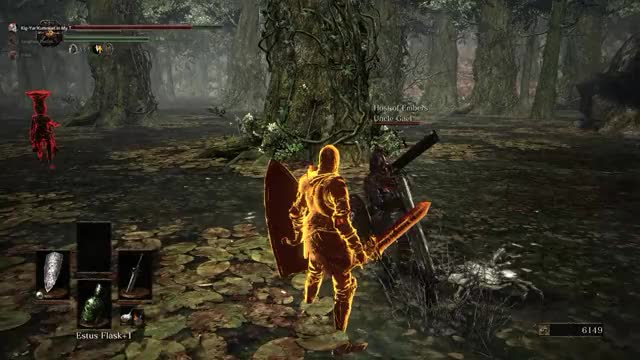 Watch and share Dark Souls 3 GIFs by mothamn0 on Gfycat