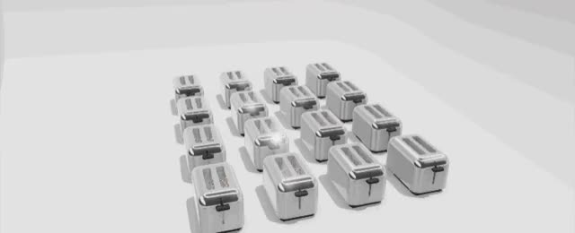 Watch and share Toaster GIFs and Unity3d GIFs by Tj Hughes on Gfycat