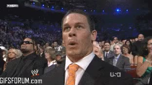 Watch and share John Cena GIFs by davidhj on Gfycat