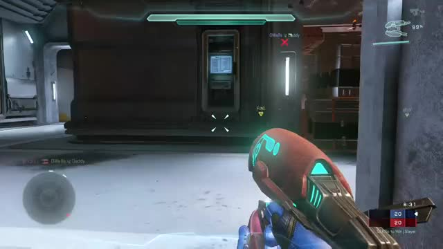 Watch One assassination is good, but why not two? GIF by xboxdvr on Gfycat. Discover more Double Threat, Halo5Guardians, xbox, xbox dvr, xbox one GIFs on Gfycat