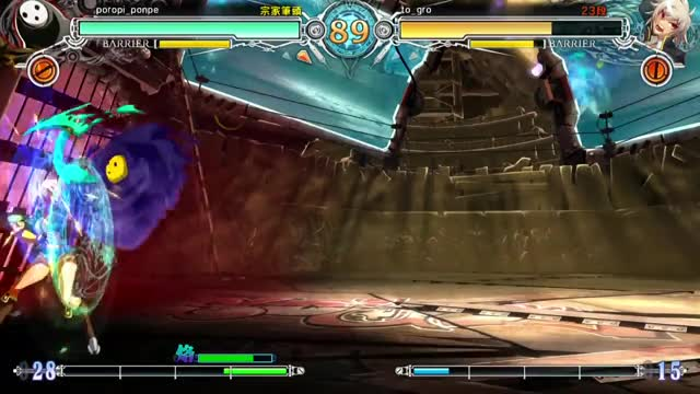 3/3-3/5 BBCF Replays