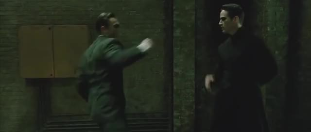 Watch this matrix GIF on Gfycat. Discover more agent smith, carrie anne moss, keanu reeves, laurence fishburne, matrix, morpheus, movies, neo, reloaded, the matrix, trinity GIFs on Gfycat