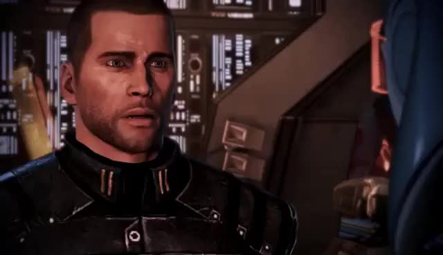 Watch and share Mass Effect GIFs and Shepard GIFs on Gfycat