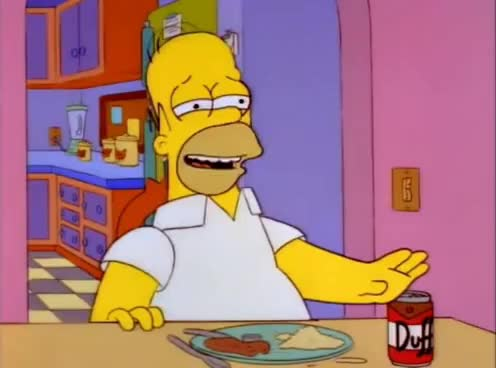 A Wonderful, Magical Animal (The Simpsons) GIF | Find, Make