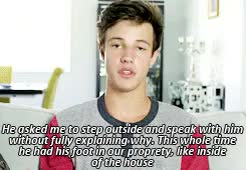 Watch and share Cameron Dallas Gifs GIFs and Paint Police GIFs on Gfycat