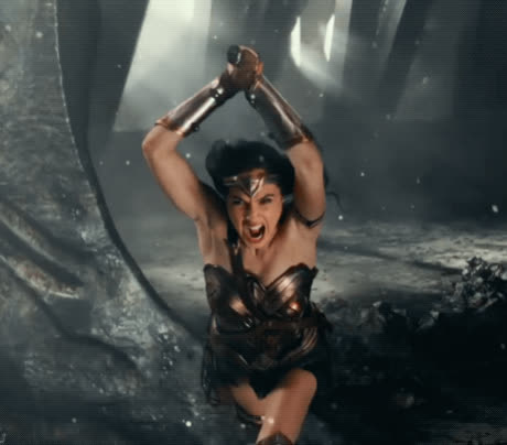 angry, battle, dc comics, fight, gal gadot, justice league, pissed off, rage, wonder woman, Wonder Woman Angry GIFs
