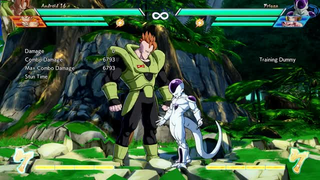 Watch I can combo now GIF by @veraisun on Gfycat. Discover more Dragon Ball FighterZ, dbfz GIFs on Gfycat