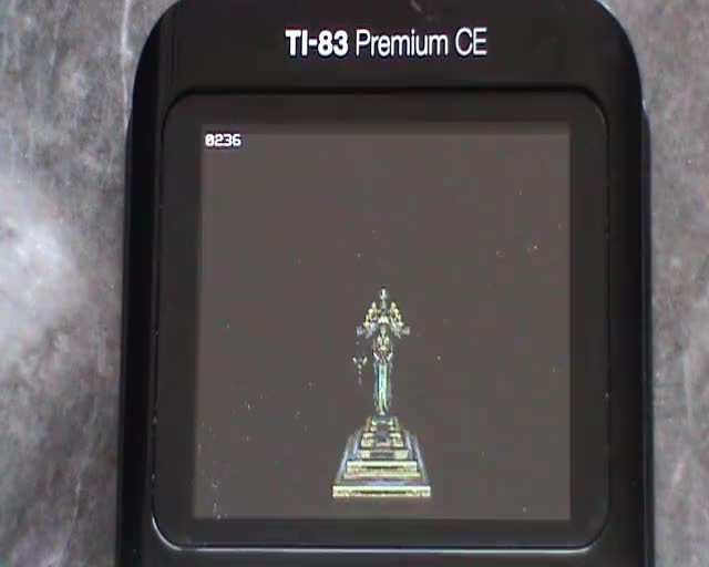 Watch TI-83 Premium CE gLib demo GIF by @critor on Gfycat. Discover more TI-83 Premium CE, gLib, statue GIFs on Gfycat