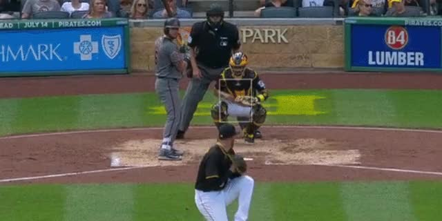 Watch and share Peralta Dbl GIFs by DK Pittsburgh Sports on Gfycat