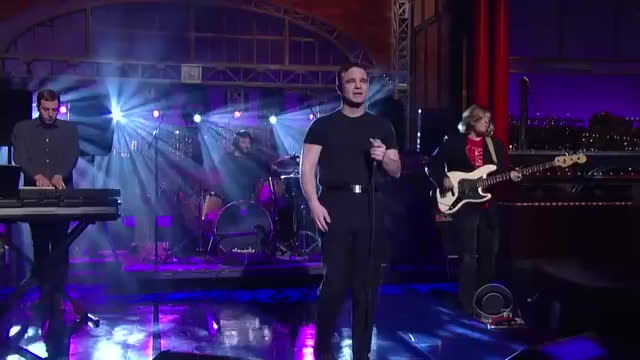 youtube future islands letterman - 640×360