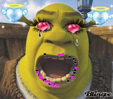 Watch and share Shrek Is Love Shrek Is Life Gif GIFs on Gfycat