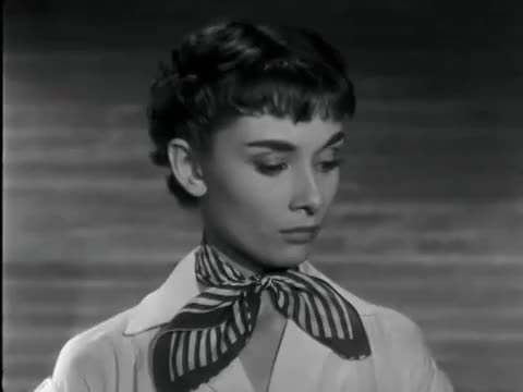 Watch and share Audrey Hepburn GIFs and Gregory Peck GIFs on Gfycat