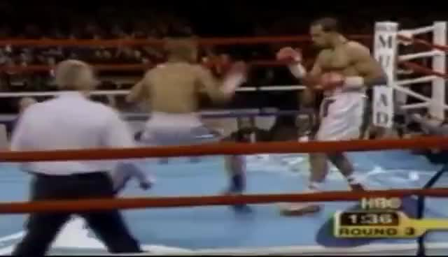 "Watch Roy Jones Jr. ""Perfect Fighter"" Highlights by Kimura GIF on Gfycat. Discover more related GIFs on Gfycat"