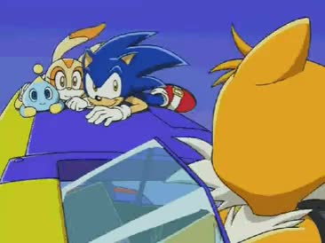 Watch and share Sonic To The Rescue GIFs and Miles Tails Prower GIFs on Gfycat