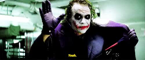 Watch this trending GIF on Gfycat. Discover more *, Heath Ledger, by nini, dc, dccuedit, dcedit, joker, the dark knight GIFs on Gfycat