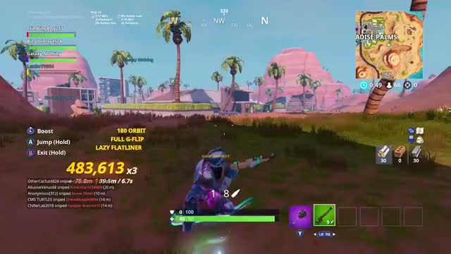 Watch Fortnite  GIF by Xbox DVR (@xboxdvr) on Gfycat. Discover more ClimbingBog217, Fortnite, xbox, xbox dvr, xbox one GIFs on Gfycat
