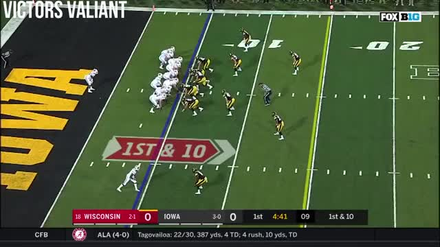 Watch and share Wisconsin Football GIFs and College Football GIFs on Gfycat