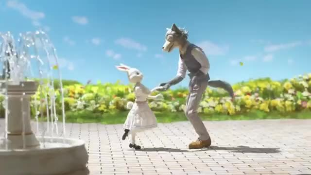 Watch and share Stop Motion GIFs and Beastars GIFs on Gfycat
