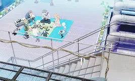 Watch and share Shinji Ikari GIFs and Rei Ayanami GIFs on Gfycat