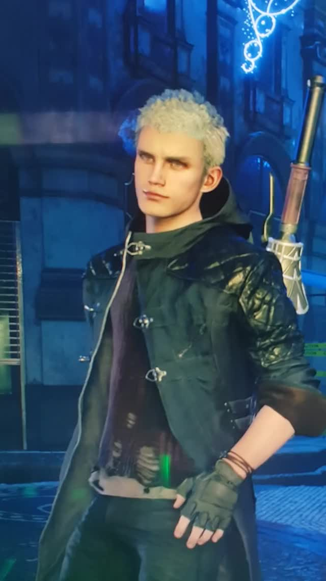 Watch and share Blackbelt Gaming GIFs and Devil May Cry 5 GIFs by disgruntledduck on Gfycat