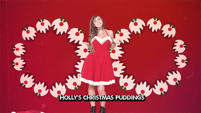 Watch and share Not Digging The Whole Christmas Jumper Thing? Go Full-on Mrs Claus. Sexy Santa Dress, £23.99, Escapade.co.uk GIFs on Gfycat