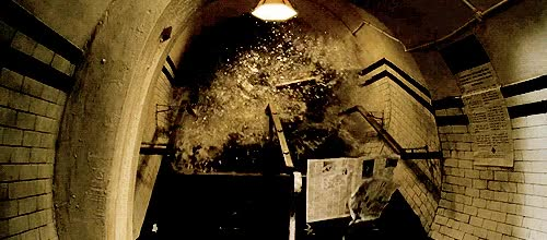 Watch and share Flooding Tunnel GIFs by yellowbal on Gfycat