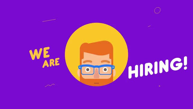 Watch We Are Hiring! GIF by @aleksandorov on Gfycat. Discover more animator, hiring, motion designer GIFs on Gfycat
