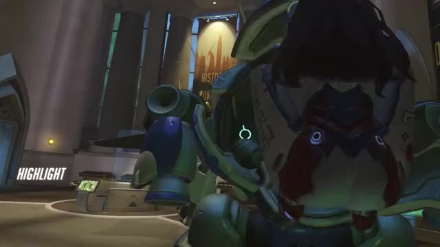 Watch DVA GIF on Gfycat. Discover more highlight, overwatch GIFs on Gfycat