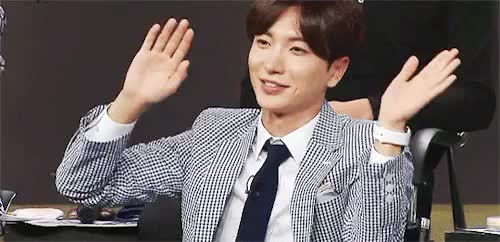 Watch this GIF on Gfycat. Discover more 150809, ^^, king of mask singer, leeteuk, super junior, tkgif GIFs on Gfycat