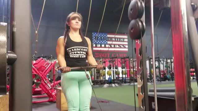 Watch Smith bicep curls GIF by Gymapp (@hardcoregym) on Gfycat. Discover more related GIFs on Gfycat