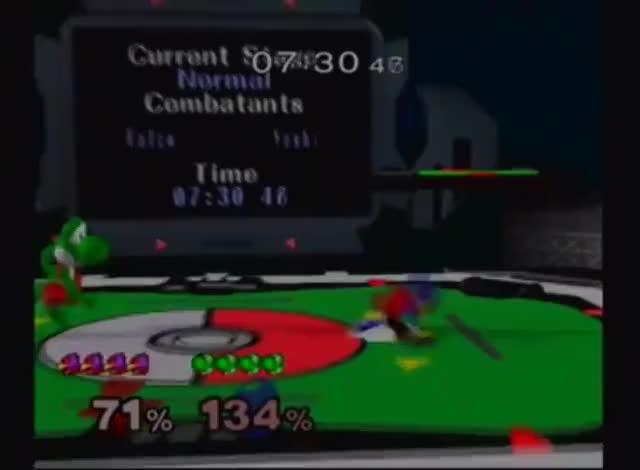 Watch WGF 2013 LS: Lil Fumi [Yoshi] vs Bimbo Mexico [Falco] GIF on Gfycat. Discover more ssbm socal melee GIFs on Gfycat
