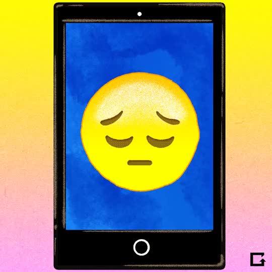 Watch and share Gifs Bei WhatsApp: Schluss Mit Emojis? Das Ist Ganz Neu Beim Messenger! GIFs on Gfycat