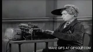Watch and share Maquina De Escribir GIFs on Gfycat