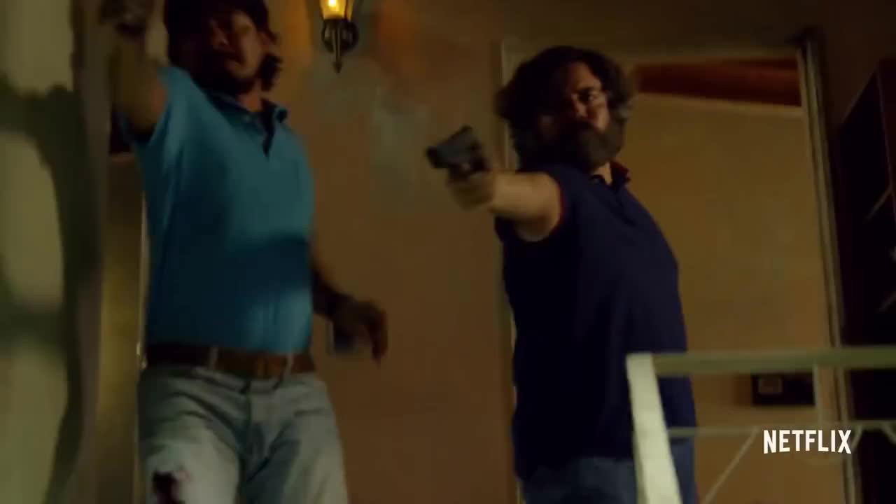 narcos, Narcos | Featurette: Pablo Dies | Netflix GIFs