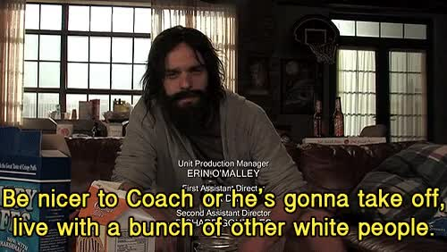 Watch and share New Girl Coach GIFs on Gfycat