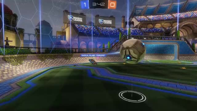 Watch and share Rocket League GIFs and Dunk GIFs by tacit_candor on Gfycat