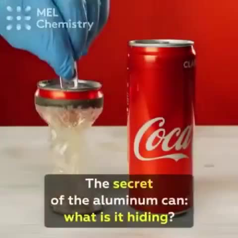 Watch Well this is news to me! - Follow @total_science for more awesome content! - GIF on Gfycat. Discover more Total Science, cans, cocacola, coke, interesting, plastic, recycling, science, totalscience GIFs on Gfycat