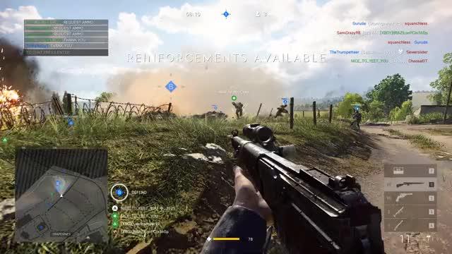 Watch Battlefield V 2019.02.09 - 22.37.47.95.DVR GIF by @videogame on Gfycat. Discover more battlefieldv GIFs on Gfycat