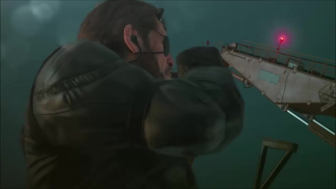 gaming, theydidthemath, [REQUEST] Could Snake's cigar be lit via sniper rifle? (reddit) GIFs