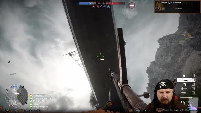 one way to take down a juggernaut