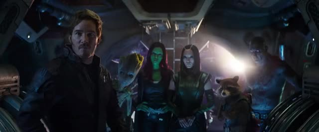 Watch and share Guardians Of The Galaxy GIFs and Avengers Infinity War GIFs by Aris on Gfycat