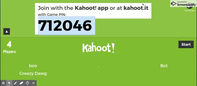 Watch and share Kahoot Hack Gif GIFs on Gfycat