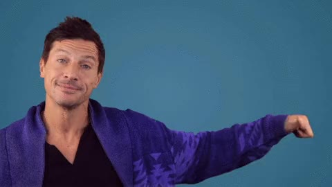 Watch and share Yes, Thumbs Up, Agreeing, Simon Rex, Dirt Nasty, Let's Do It – Monster GIFs on Gfycat