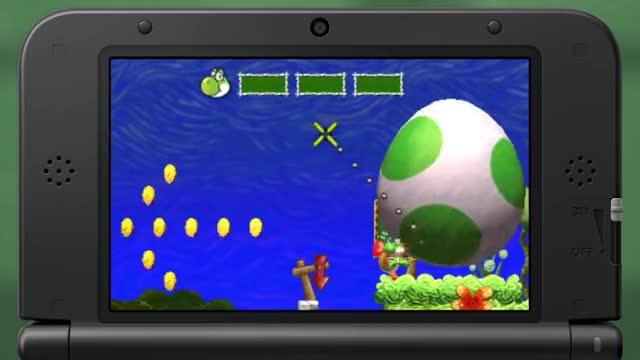 Watch Nintendo 3DS - Yoshi's New Island E3 Trailer GIF on Gfycat. Discover more nintendo, nintendo 3ds, whowouldwin GIFs on Gfycat