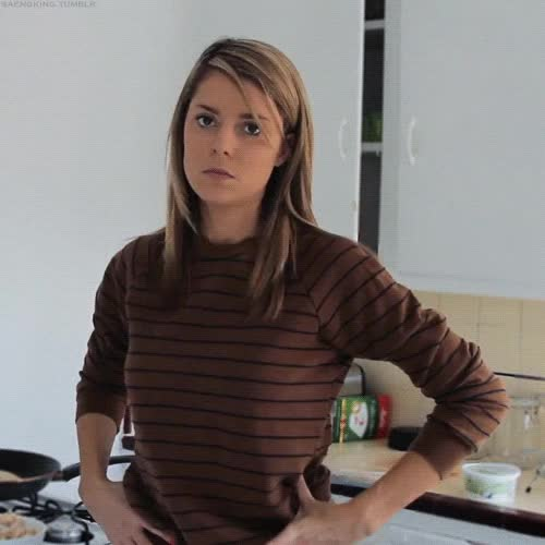 Watch and share Grace Helbig GIFs on Gfycat