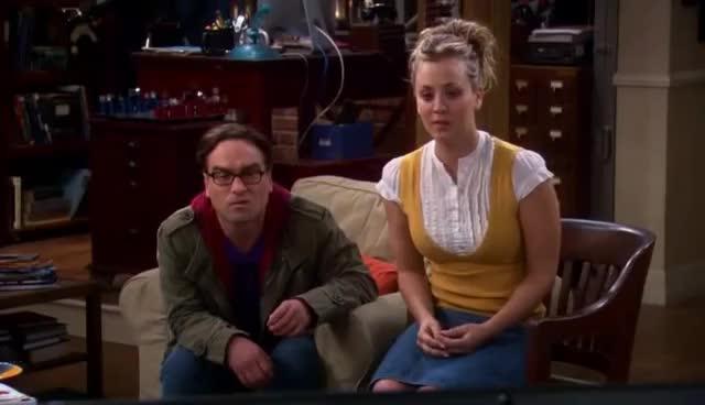 Big Bang Theory, season 5, The Countdown Reflection GIFs