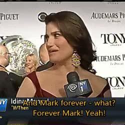 Watch and share Tony Awards 2014 GIFs and Idina Menzel GIFs on Gfycat