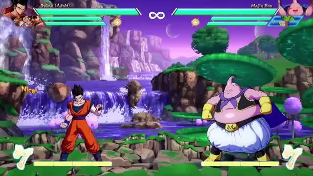 Watch DBFZ: Ki Blast Cannon GIF by @shadowmine1234 on Gfycat. Discover more Dragon Ball FighterZ, dbfz GIFs on Gfycat